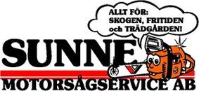 Sunne Motorsågservice AB logo
