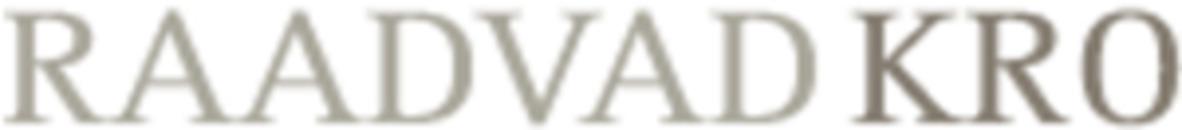 Raadvad Kro logo