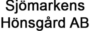 Sjömarkens Hönsgård AB logo