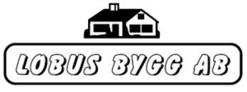 Lobus Bygg AB logo
