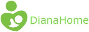 Diana Home and Care logo