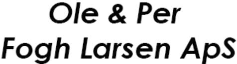 Ole & Per Fogh Larsen ApS logo