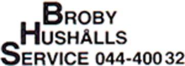 Broby Hushållsservice AB logo