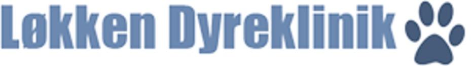 Løkken Dyreklinik logo