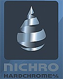 A. H. Nichro Haardchrom A/S logo