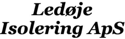 Ledøje Isolering ApS logo