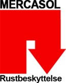 Mercasol Humlebæk logo