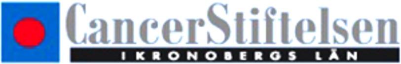 Cancerstiftelsen i Kronobergs län logo