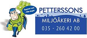 Petterssons Miljöåkeri AB logo