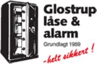 Glostrup Låse & Alarm A/S logo