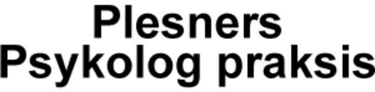 Plesners Psykolog praksis logo