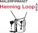 Malerfirmaet Henning Loop ApS logo