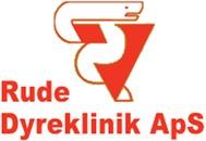 Rude Dyreklinik ApS logo