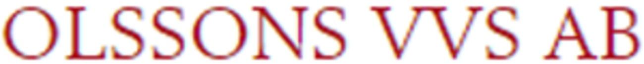 Olssons VVS AB logo