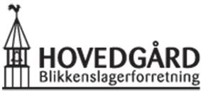 Hovedgård Blikkenslagerforretning ApS logo
