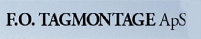 F. O. Tagmontage ApS v/ Fin Olsen logo