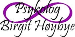 Psykolog Birgit Høybye logo