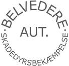 Belvedere Skadedyrsbekæmpelse logo