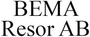 BEMA Resor AB logo