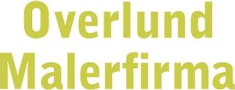 Overlund Malerfirma logo
