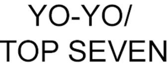 YO-YO/ TOP SEVEN logo