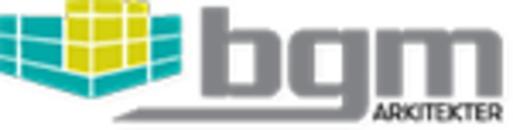 BGM Arkitekter AS logo