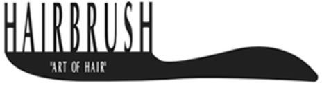 Hairbrush logo