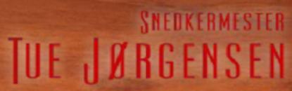 Møbelsnedker Tue Jørgensen logo