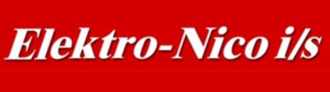 Elektro-Nico I/S logo