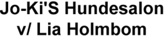Jo-Ki'S Hundesalon v/ Lia Holmbom logo