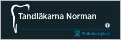 Tandläkarna Norman logo