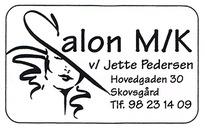 Salon M/K logo