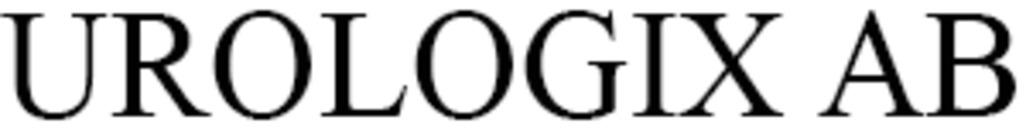 UROLOGIX AB logo
