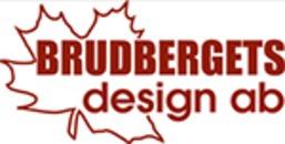 Brudbergets Design AB logo