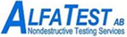 Alfatest AB logo