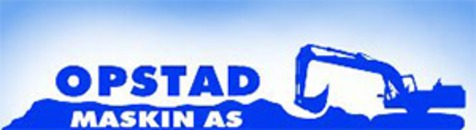 Opstad Maskin AS logo