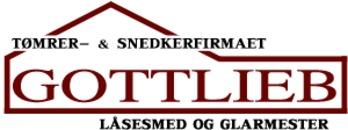 Tømrer- & Snedkerfirmaet Gottlieb ApS logo