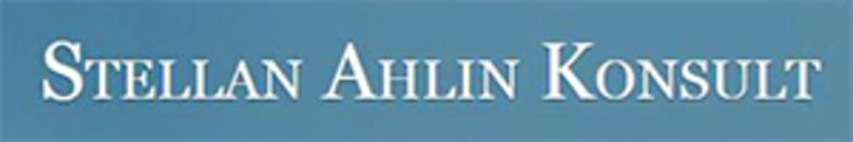 Stellan Ahlin Konsult logo