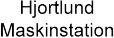 Hjortlund Landbrug & Maskinstation logo