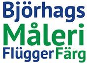 Björhags Måleri AB logo