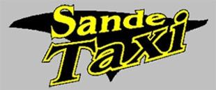 Sande Taxi logo