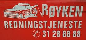 Røyken Redningstjeneste logo