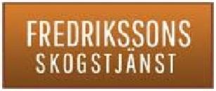 Fredriksson's Skogstjänst logo