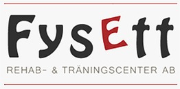Fysett Rehab- & Träningscenter AB logo