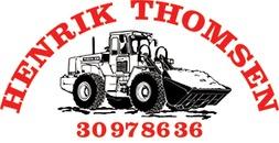 Vognmand Henrik Thomsen logo