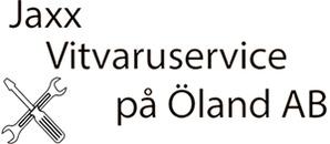 Jaxx Vitvaruservice på Öland, AB logo