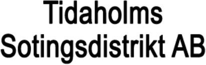 Tidaholms Sotingsdistrikt AB logo