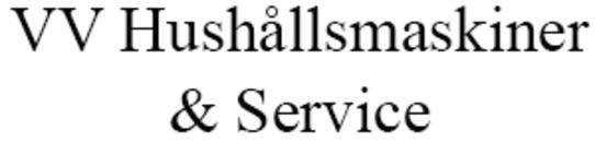 VV Hushållsmaskiner o. Service logo