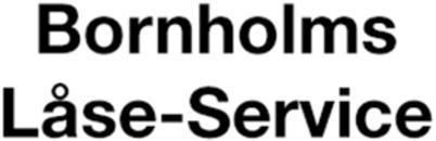 Bornholms Låse-Service logo