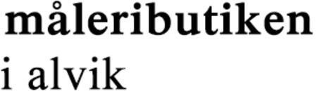 Måleributiken i Alvik AB logo